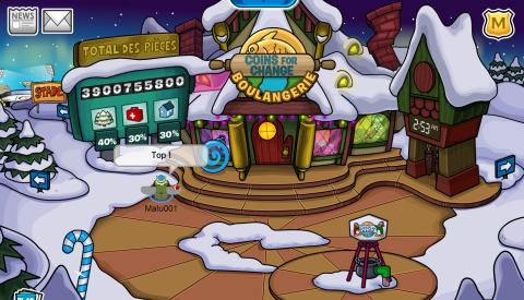 chateau des neige