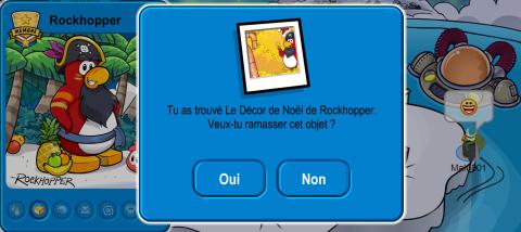 nouveau fond de rockhopper